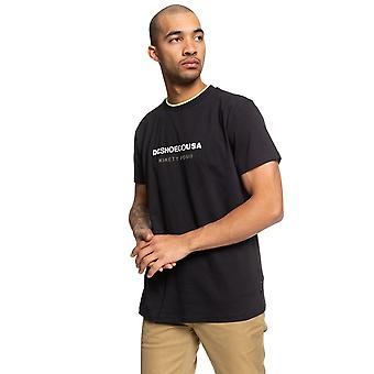 DC Pickens Short Sleeve T-Shirt in Black
