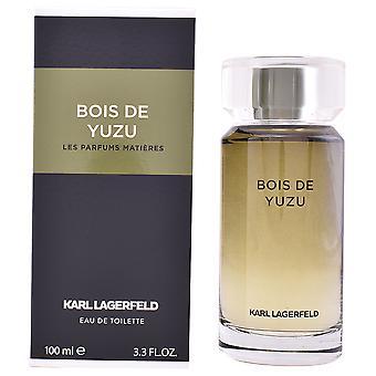 Karl Lagerfeld Bois de Yuzu Eau de Toilette 100ml EDT Spray