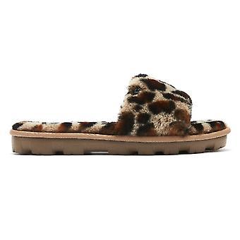 UGG Cozette kvinnor Leopard tofflor