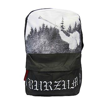 Burzum Backpack Bag Filosofem Band Logo new Official Black