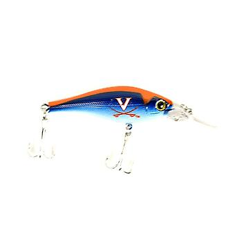 Virginia Cavaliers NCAA Minnow Fishing Lure