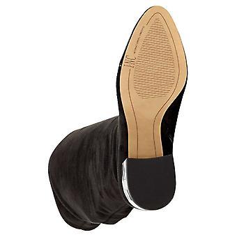 INC International Concepts Womens alvitaf Fabric Cap Toe Over Knee Fashion Bo...