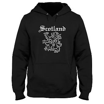 Black man hoodie dec0511 scotland