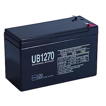Vervangende UPS batterij compatibel met CHLORIDE UB1270