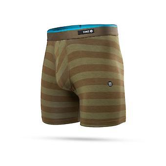 Stance Mariner 19 Underwear in Olive