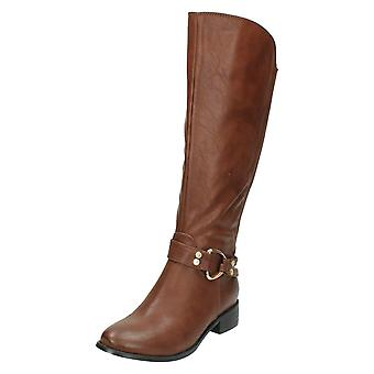 Ladies Coco Knee High Boots / Riding Style