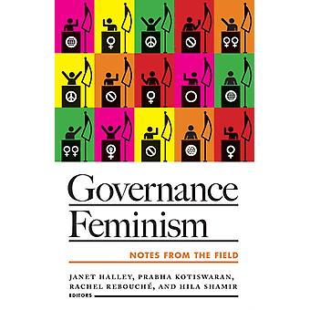 Governance Feminism by Janet Halley