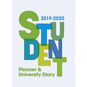 Student Planner and University Diary 20192020 by Jonathan Weyers