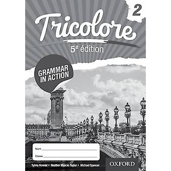 Tricolore Grammar in Action 2 8 pack by MascieTaylor