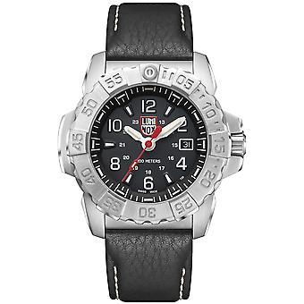 Luminox Navy SEAL staal 3250 serie heren horloge XS.3251