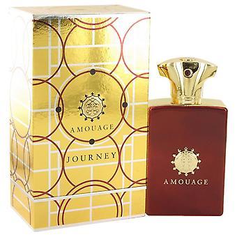 Amouage journey eau de parfum spray by amouage   515252 100 ml