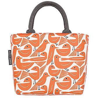Nicky James Graphic Bird Lunch Cooler Sac fourre-tout