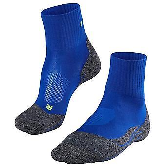 Falke Trekking 2 coola korta strumpor-YVE blå