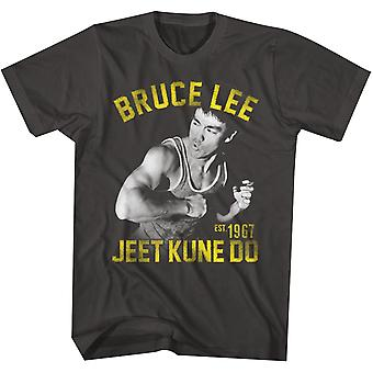 American Classics Action Bruce Lee T-Shirt - Smoke