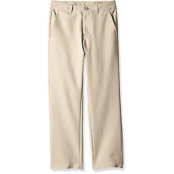 Starter Boys' Golf Club Uniform Pant, Khaki, M (8/10),, Khaki, Size Medium