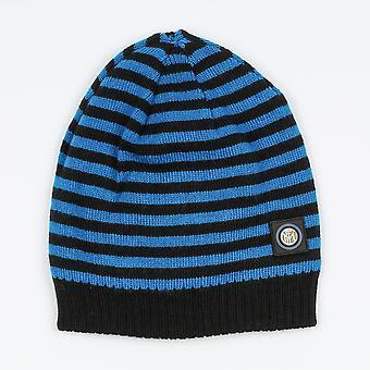 Inter gestrickte Mütze