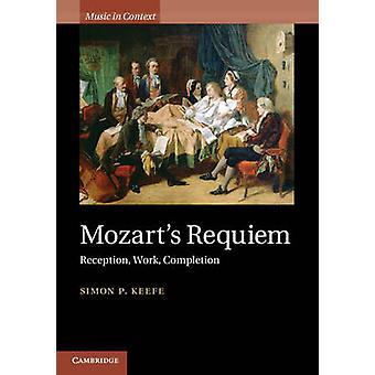موزارتز Requiem من قبل جامعة سيمون P. من شيفيلد كيف