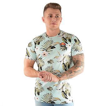 Ellesse Prato 6424 T-shirt med halvärmad - Blommig