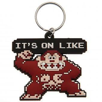 Nintendo PVC Keyring Donkey Kong