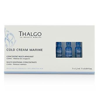 Cold cream marine multi soothing concentrate 209905 7x1.2ml/0.04oz