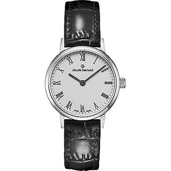 كلود برنارد - ساعة اليد - النساء - سليم لاين - 20215 3 BR