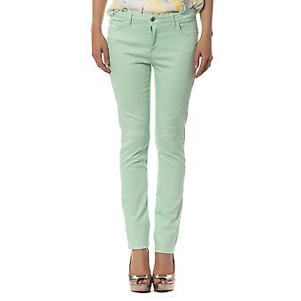 Women's Trussardi Green Jeans