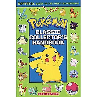 Manual de colecionador Pokemon clássico: guia oficial para o primeiro 151 Pok Mon (Pokemon)