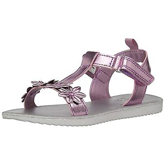 OshKosh B'Gosh kinderen van Colette meisje Flower T-Strap sandaal