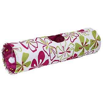 Kerbl Tunnel pour Chat S Flower (Chats , Jouets , Tunnels)