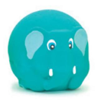 Arquivet Latex Blue Elephant (Dogs , Toys & Sport , In latex)