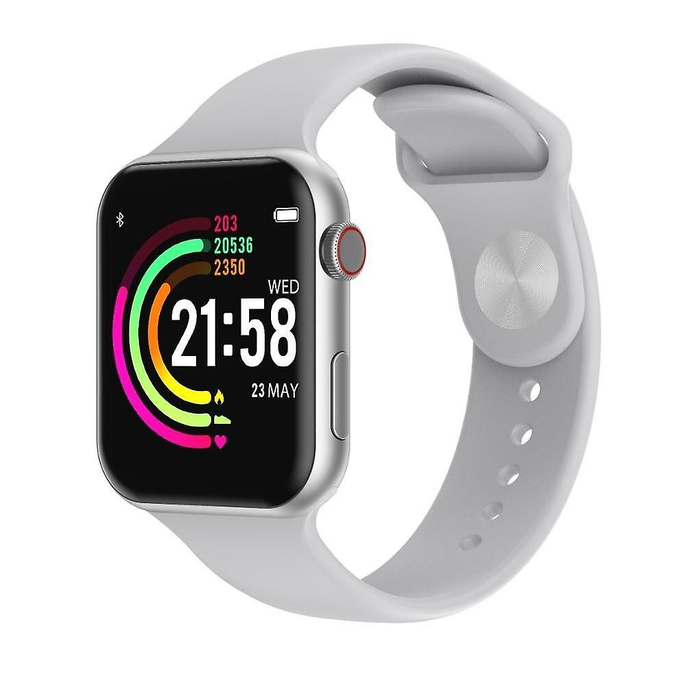 Smartwatch ip68 heart rate monitor support bluetooth connection