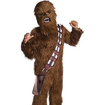 Chewbacca Movable Jaw Mask - Star Wars