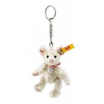 Steiff porte-clés petite souris 10 cm