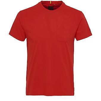 Sundek Crew Neck Pocket T-Shirt