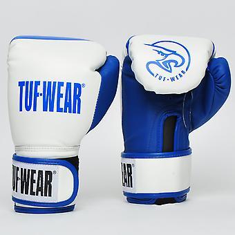 Tuf Wear Junior Training Gloves White / Blue