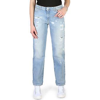 Armani Jeans - Clothing - Jeans - 3Y5J15_5D1AZ_1500 - Ladies - steelblue - 30