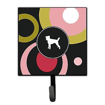 Carolines Treasures  KJ1041SH4 Jack Russell Terrier Leash Holder or Key Hook