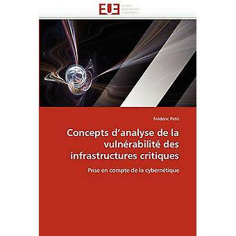 Concepts DAnalyse de La Vulnerabilite Des Infrastructures Critiques by Petit & Frdric
