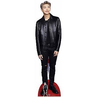 RM de BTS Bangtan Boys Carton Découpe / Standee / Standup
