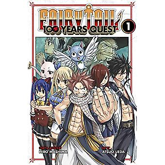 Fairy Tail - 100 Years Quest 1 by Hiro Mashima - 9781632368928 Book