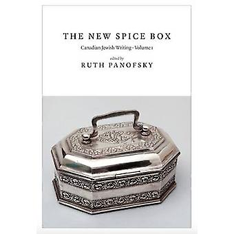 The New Spice Box - Canadian Jewish Writing by Ruth Panofsky - 9781988