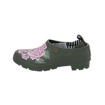 Tom Joule POPONS Women's Sandals Green Flip-Flops Summer Shoes
