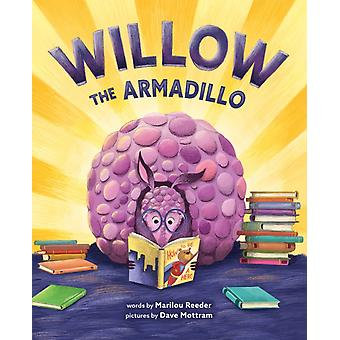 Willow the Armadillo by Marilou Reeder