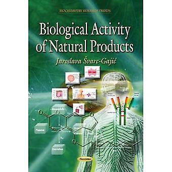 BIOLOGISCHE AKTIVITÄT VON NATÜRLICHEN PRODUKTEN (Biochemie Forschungstrends)