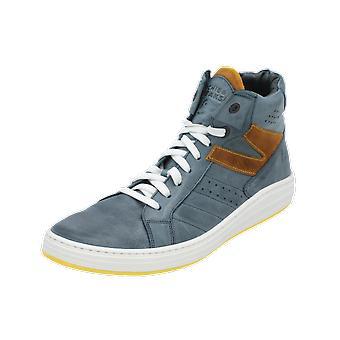 Jochie & Freaks 17666 Kids Boys Sneaker Blue Gym Skor Sport Löparskor