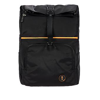 B|Y By Bric's Men's Eolo Designer Backpack 42Cm