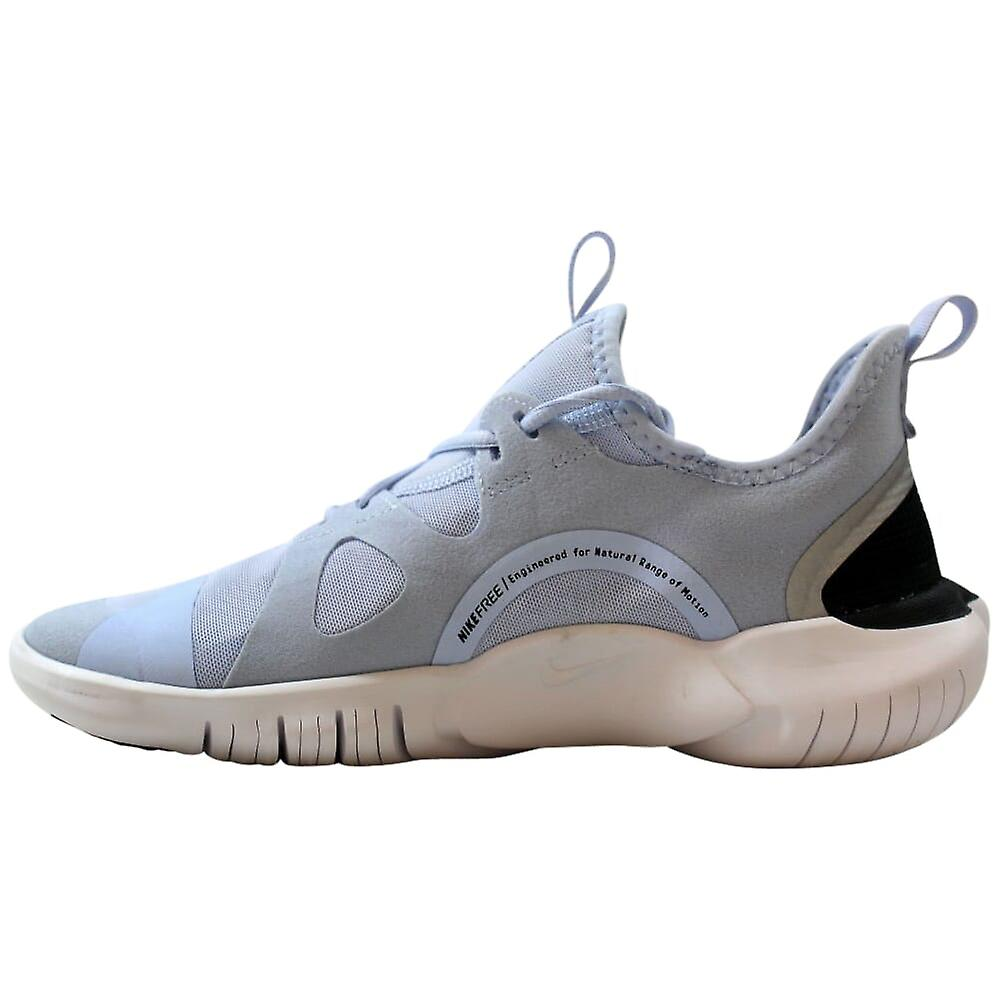 Nike Free RN 5.0 Halv blå/metallisk sølv AR4143-400 klasse-skole