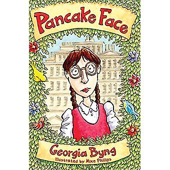 Pancake Face by Georgia Byng - 9781781123034 Book