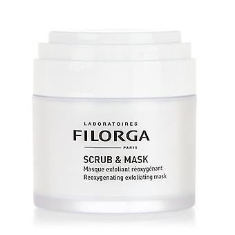 Filorga Scrub & Mask Reoxygenating Exfoliating Mask 55ml
