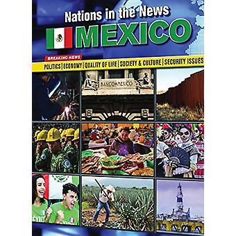 Mexico by Jennifer L Rowan - 9781422242483 Book